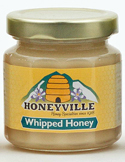 Plain Whipped Honey
