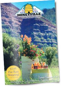 Honeyville Catalog Cover
