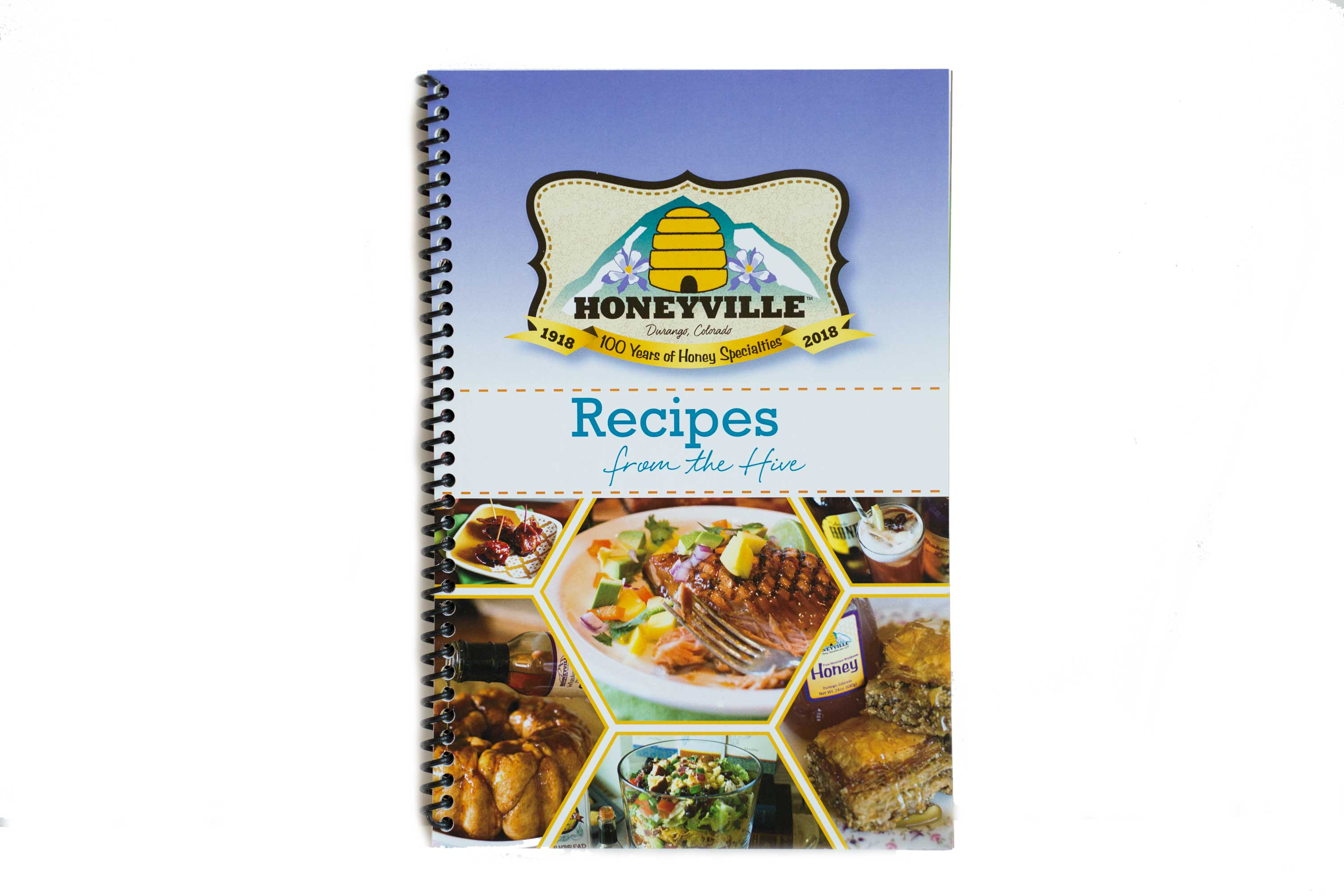 HONEYVILLE RECIPE BOOK