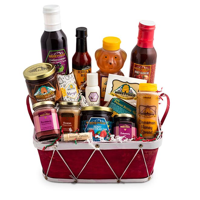 SWEET HONEYVILLE BASKET