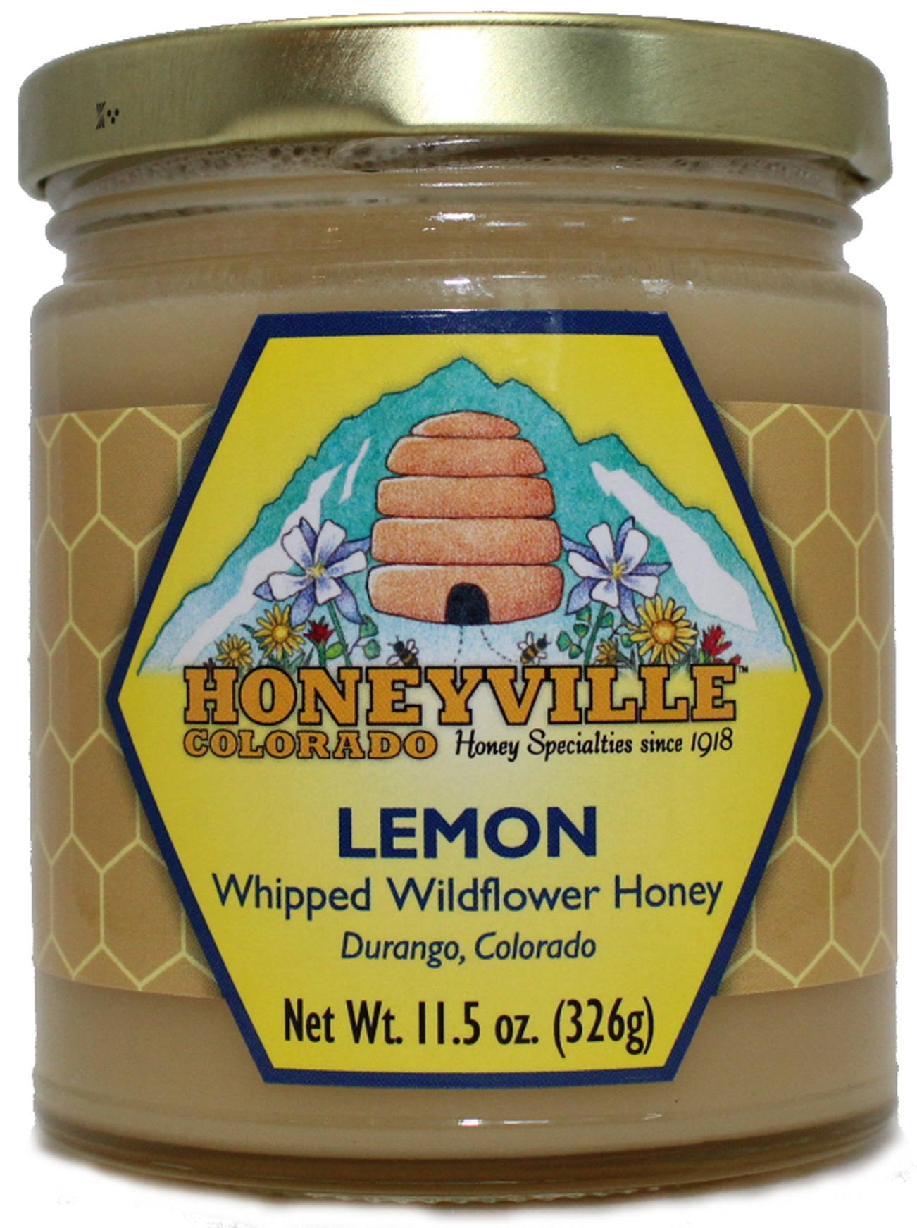 LEMON WHIPPED HONEY