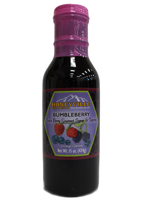 BUMBLEBERRY HONEY SYRUP