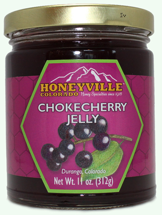 WILD CHOKECHERRY JELLY