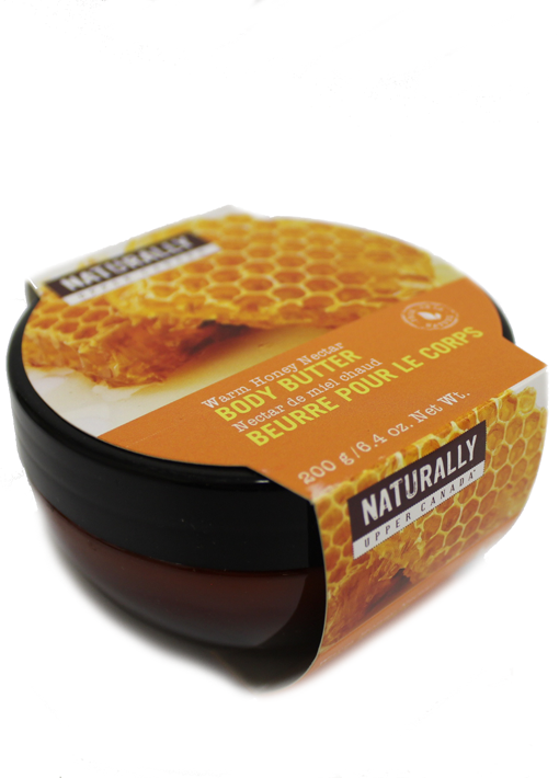 WARM HONEY NECTAR BODY BUTTER
