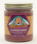CHOKECHERRY WHIPPED HONEY