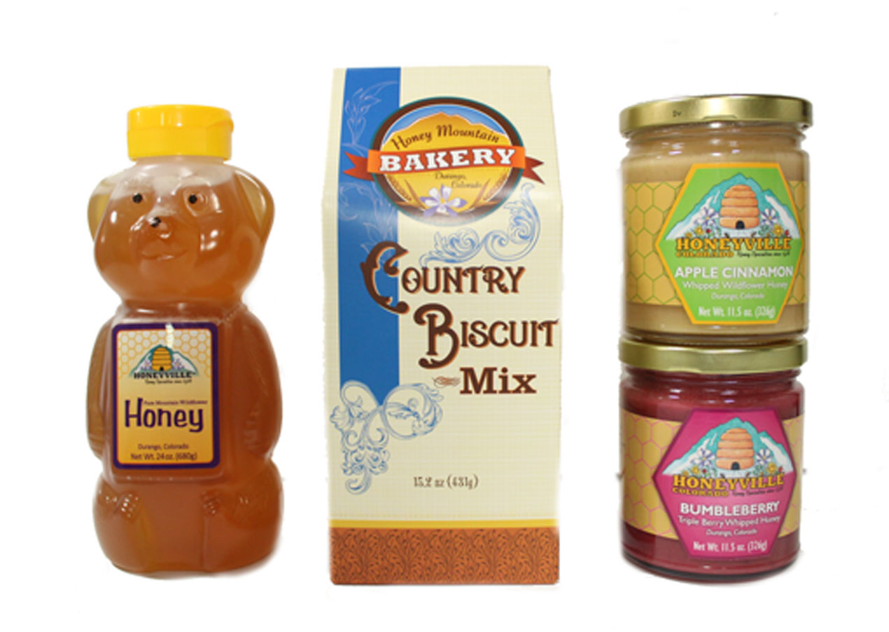 GIFT BOX:  MINI BREAKFAST SELECT YOUR OWN