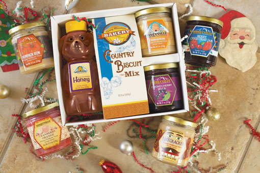 GIFT BOX: PICK 4 JARS