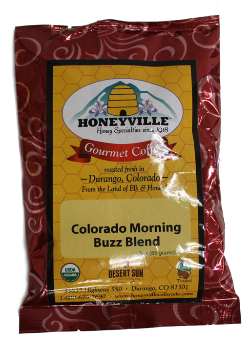 MORNING BUZZ COFFEE 3 OZ