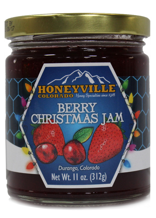 HOLIDAY JAM:  BERRY CHRISTMAS