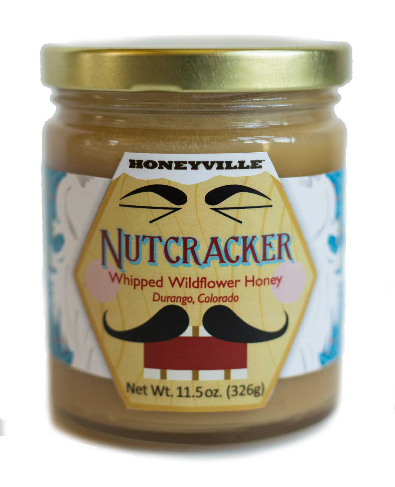WHIPPED HONEY: NUTCRACKER