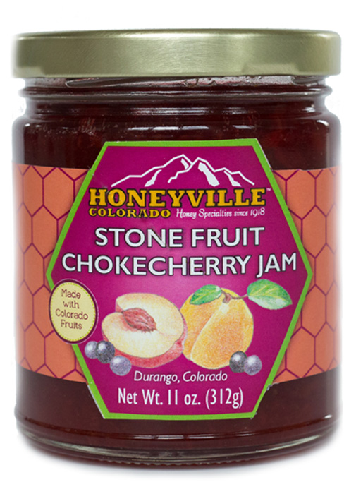 JAM:  STONEFRUIT CHOKECHERRY