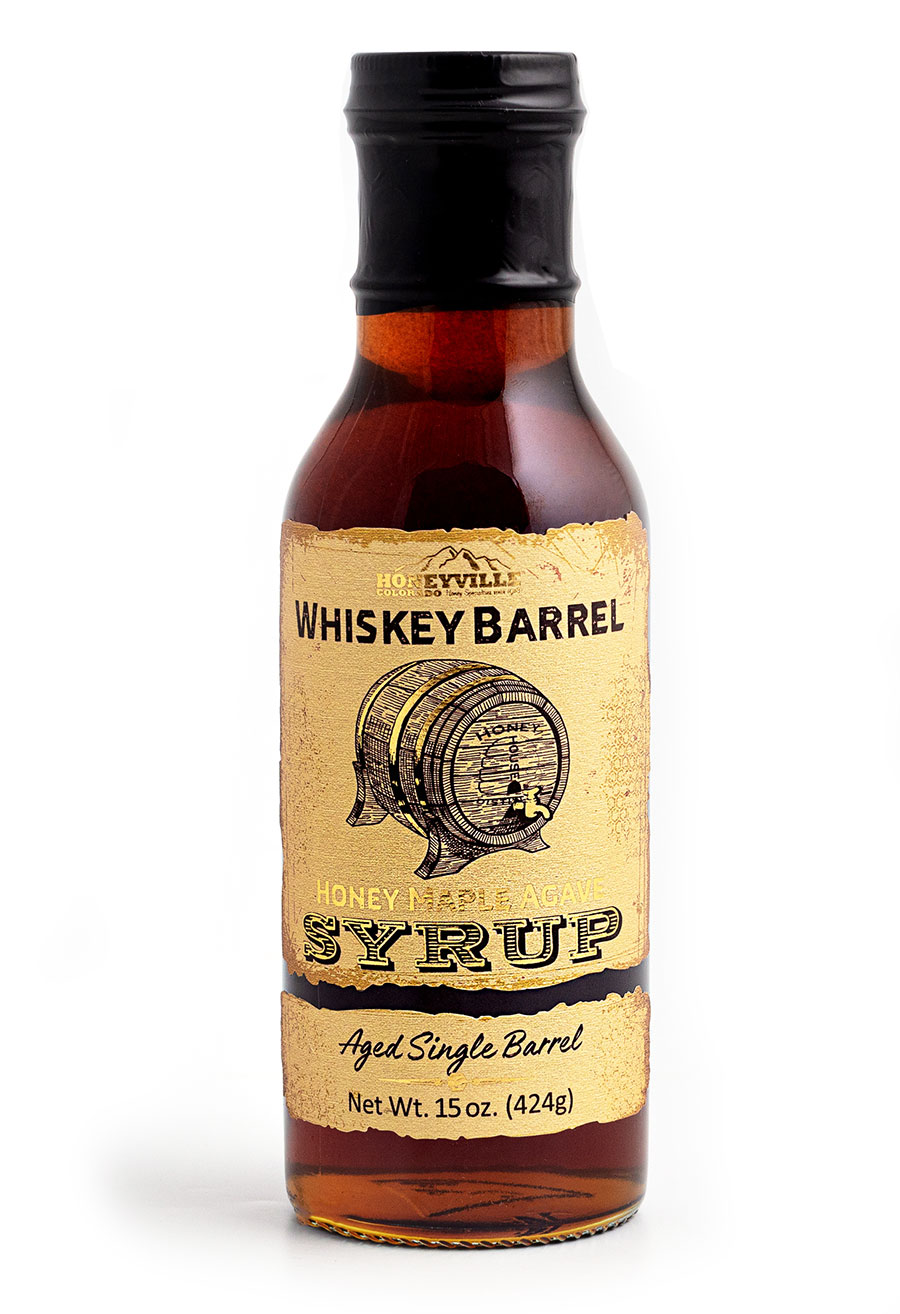 WHISKEY BARREL SYRUP