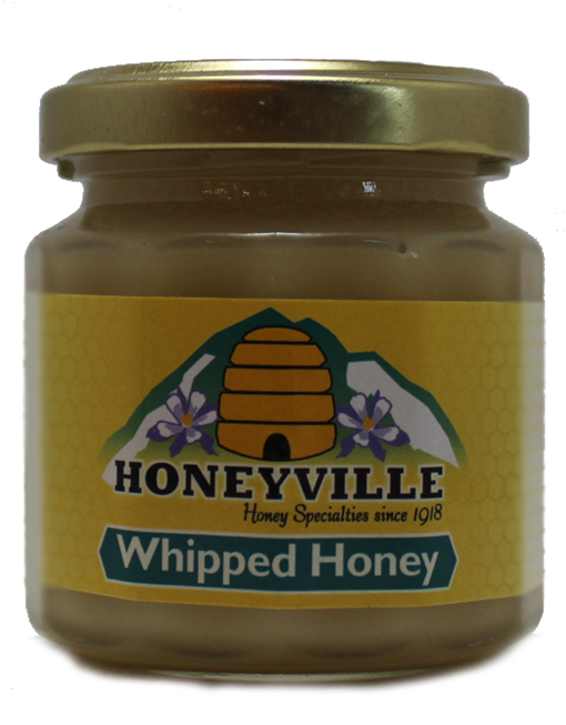 Mini: Plain Whipped Honey