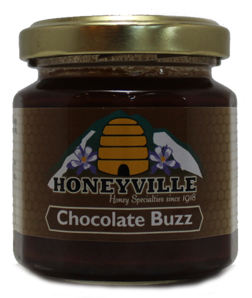 Mini: Chocolate Buzz Honey Fudge Sauce