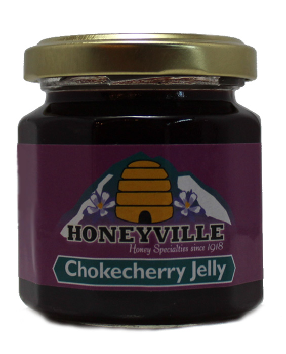 Mini:  Wild Chokecherry jelly