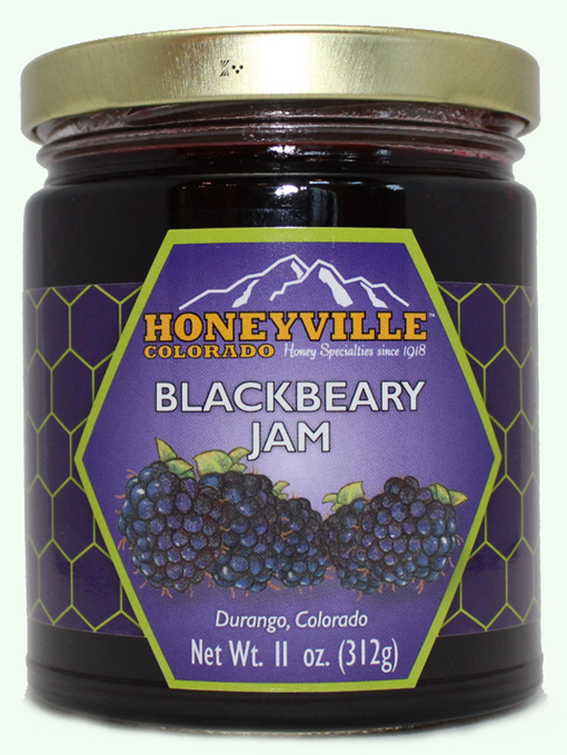 BLACKBEARY JAM