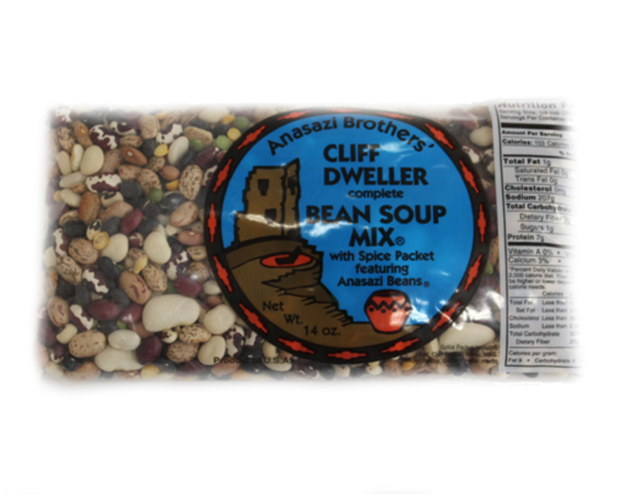 CLIFF DWELLER SOUP MIX