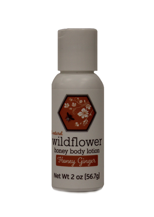 WILDFLOWER Honey Ginger Body Lotion