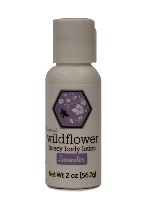 WILDFLOWER  Honey Lavender Lotion