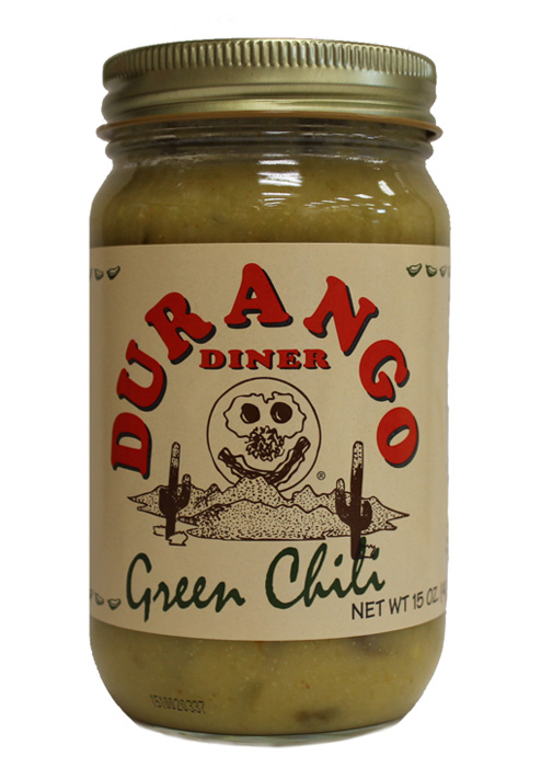 DURANGO DINER GREEN CHILE