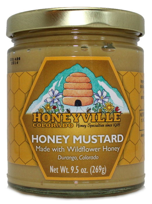 GOURMET HONEY MUSTARD