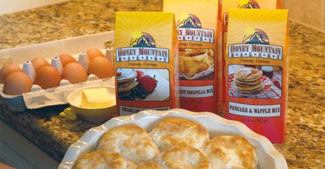 Honey Mountain Bakery