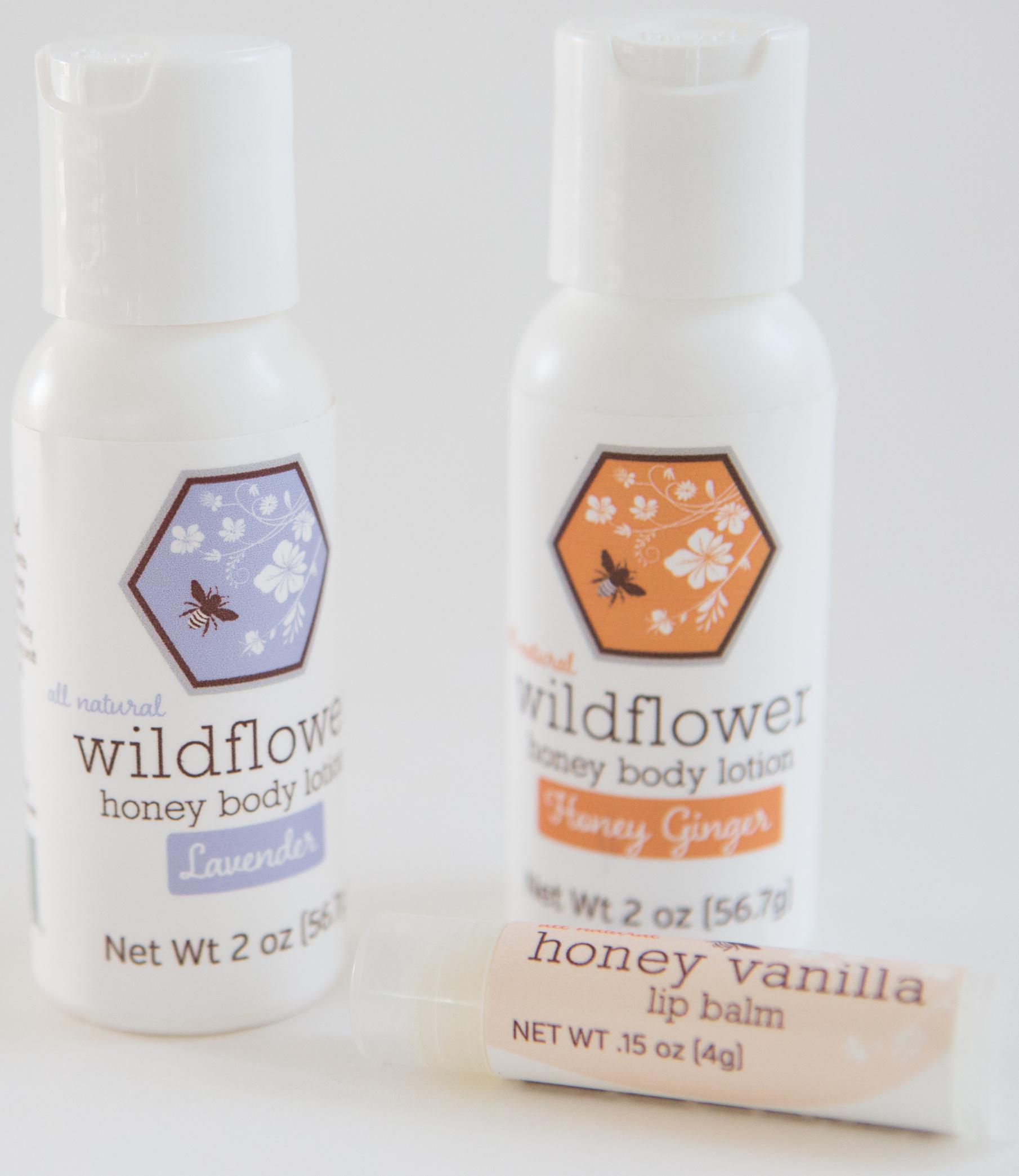 Wildflower Honey Body Care