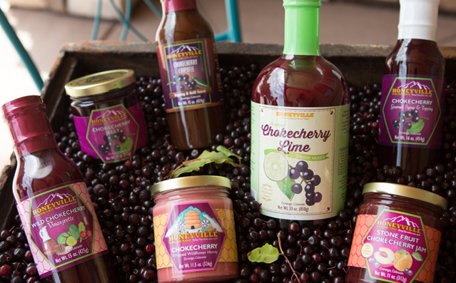 Chokecherry Products